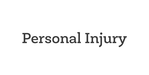 Personal Injury Insurance Accepted