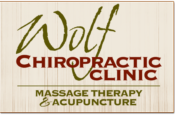 Wolf Chiropractic, Massage Therapy and Acupuncture Clinic|Spokane Logo